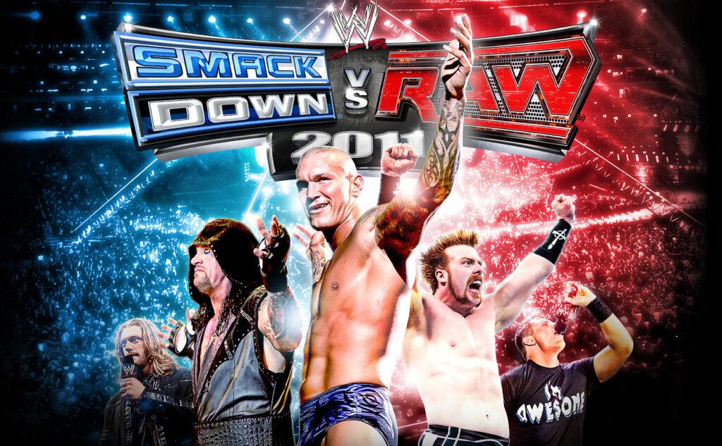 WWE SmackDown v.s Raw 2011