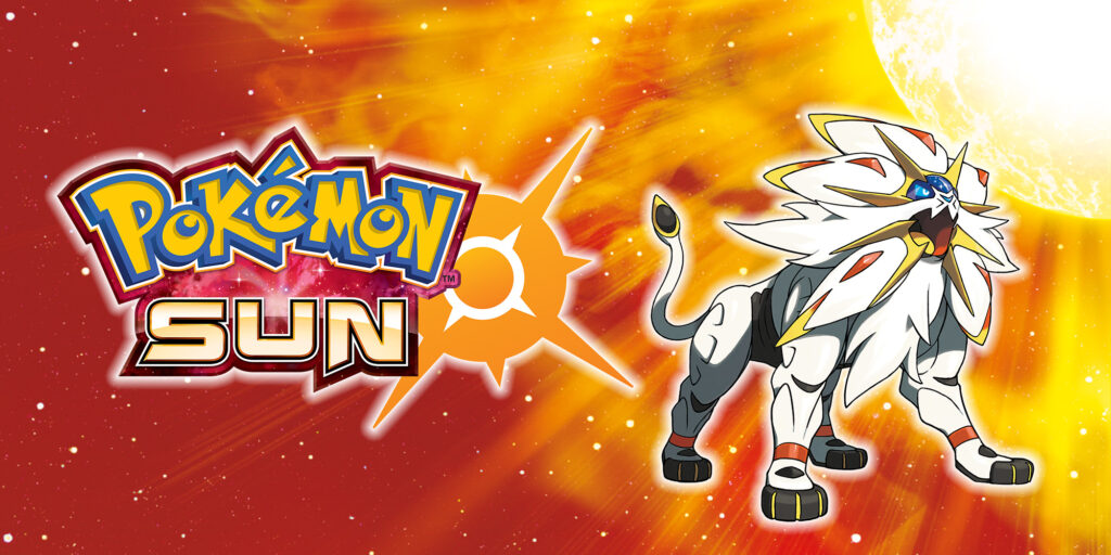 Pokémon Sun and Moon