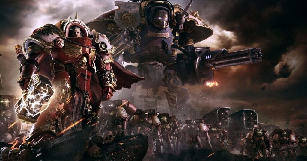 Warhammer 40,000- Dawn of War III 10