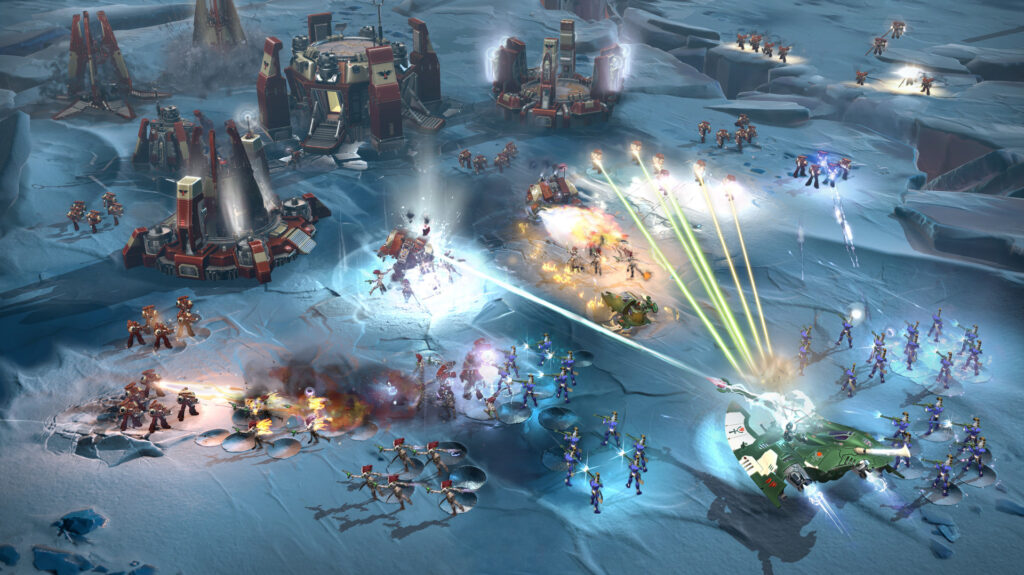 Warhammer 40,000- Dawn of War III 3