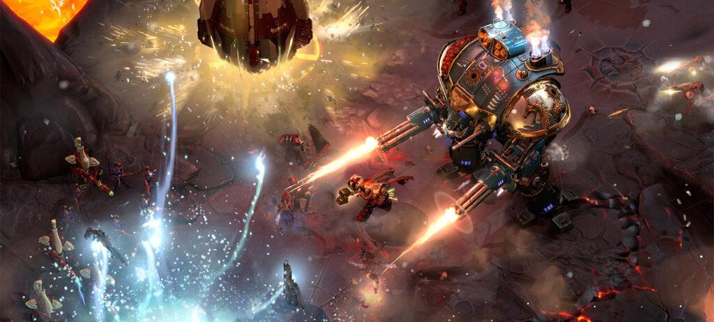 Warhammer 40,000- Dawn of War III 4