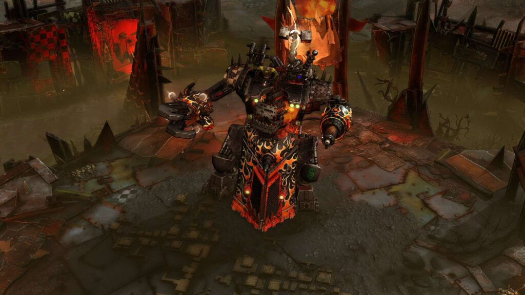 Warhammer 40,000- Dawn of War III 5