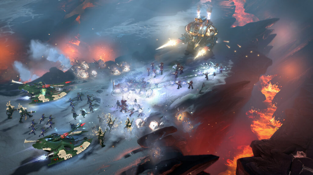 Warhammer 40,000- Dawn of War III 6