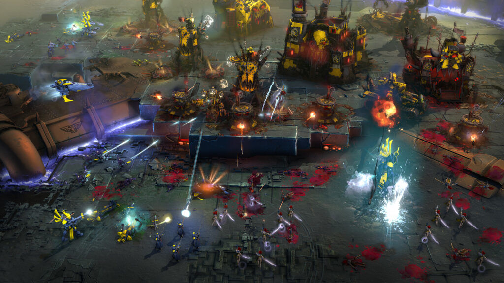 Warhammer 40,000- Dawn of War III 8
