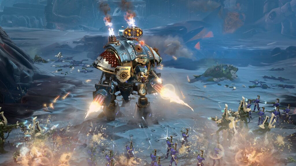 Warhammer 40,000- Dawn of War III 9