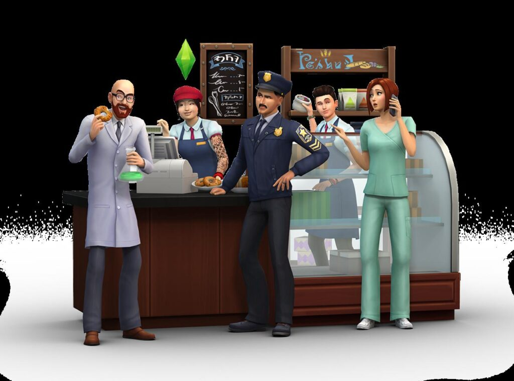 Sims 4 career opportunities