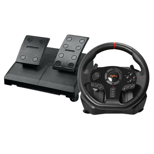 PXN V900 PC Gaming Racing Steering Wheel