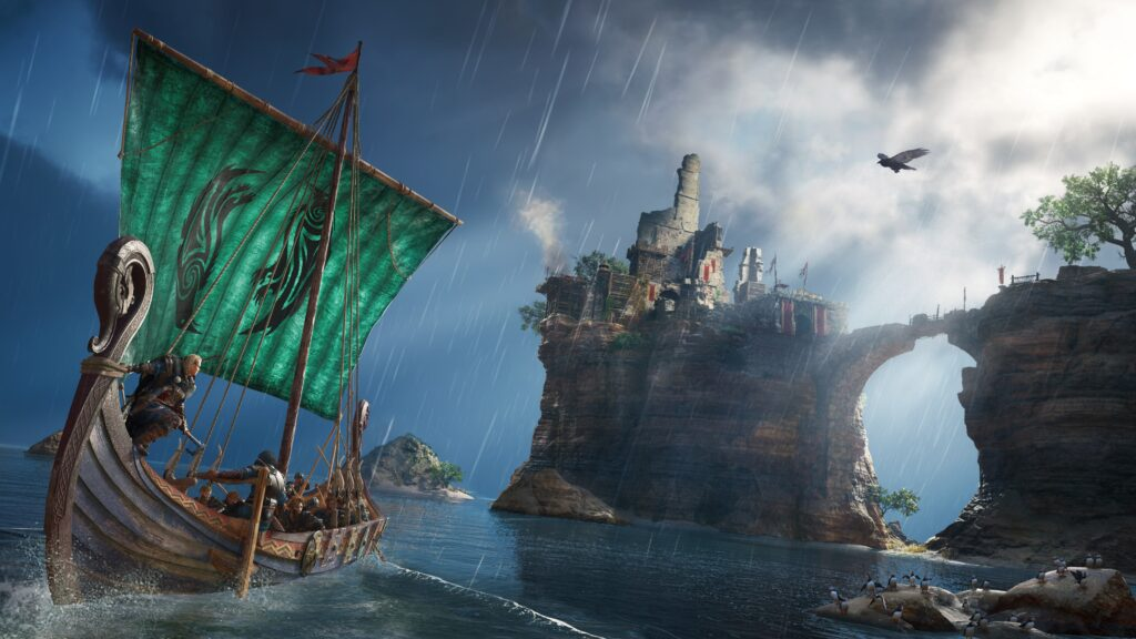 The Warrior's Way - Create your Viking story