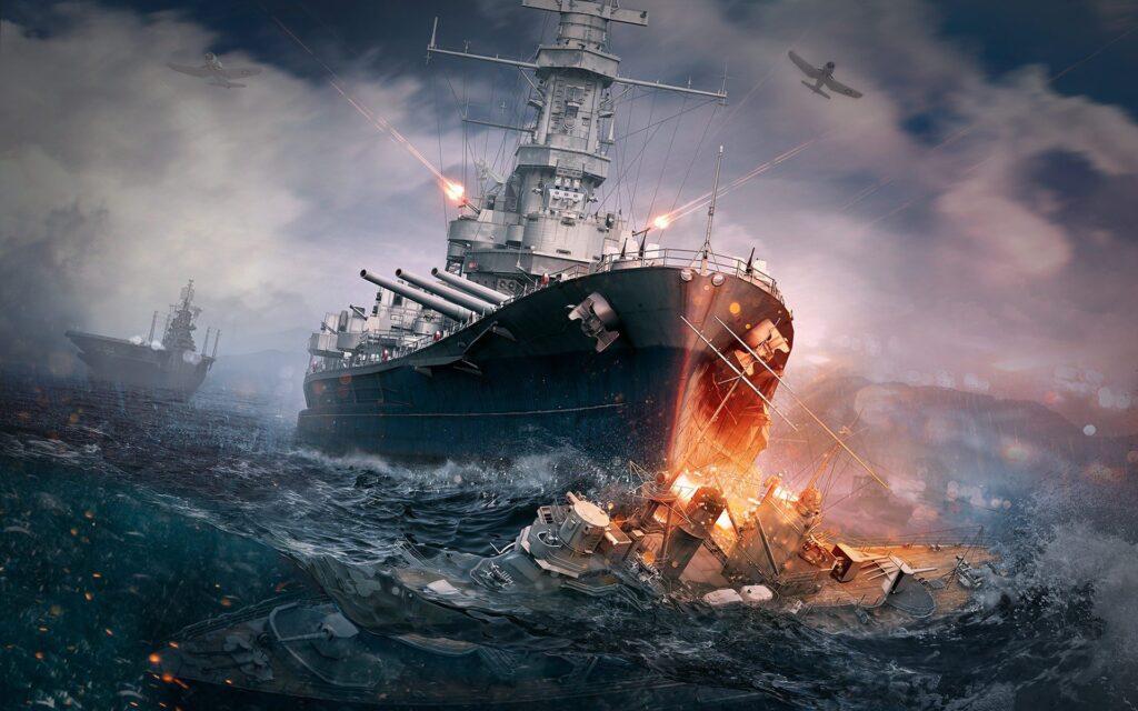 WOWS Battleships 1