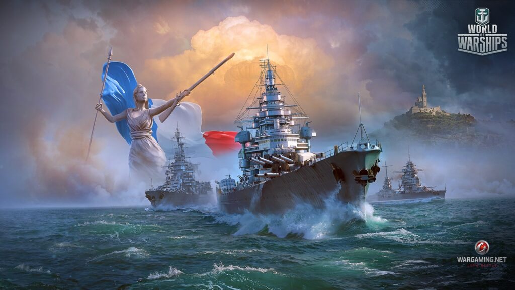 WOWS France