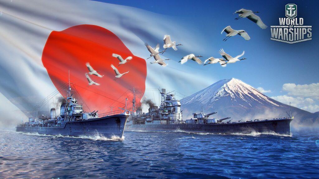 WOWS Japan