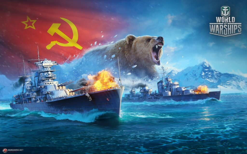 WOWS Russia
