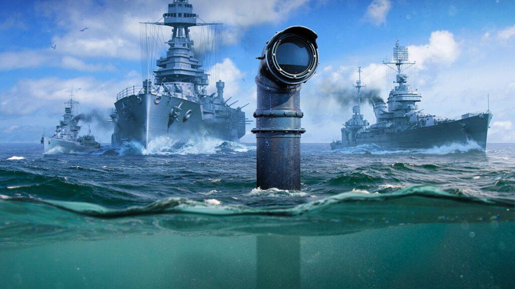 WOWS Submarine