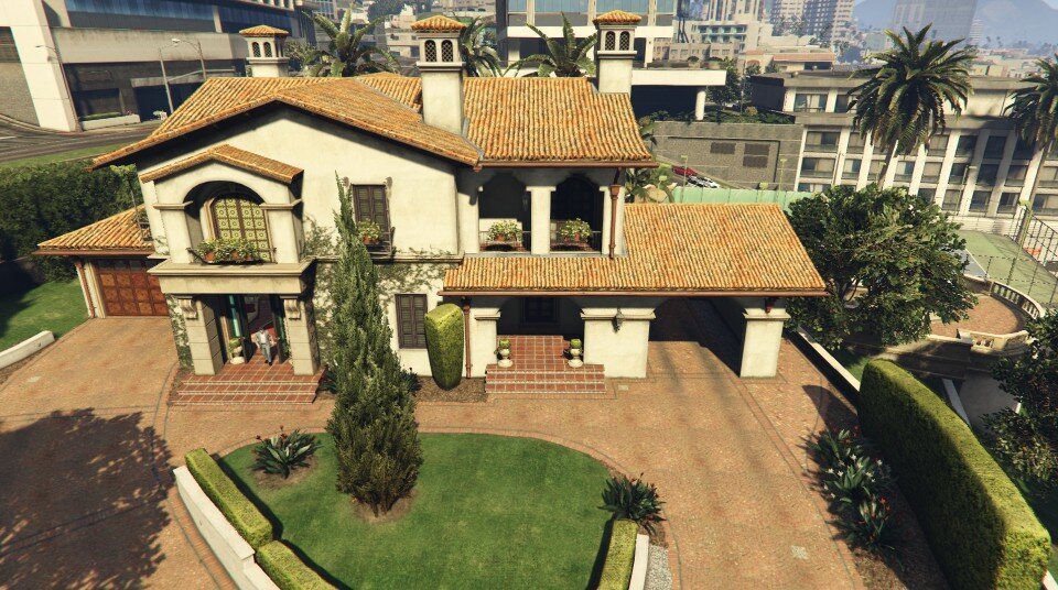 Elite House in GTA Online
