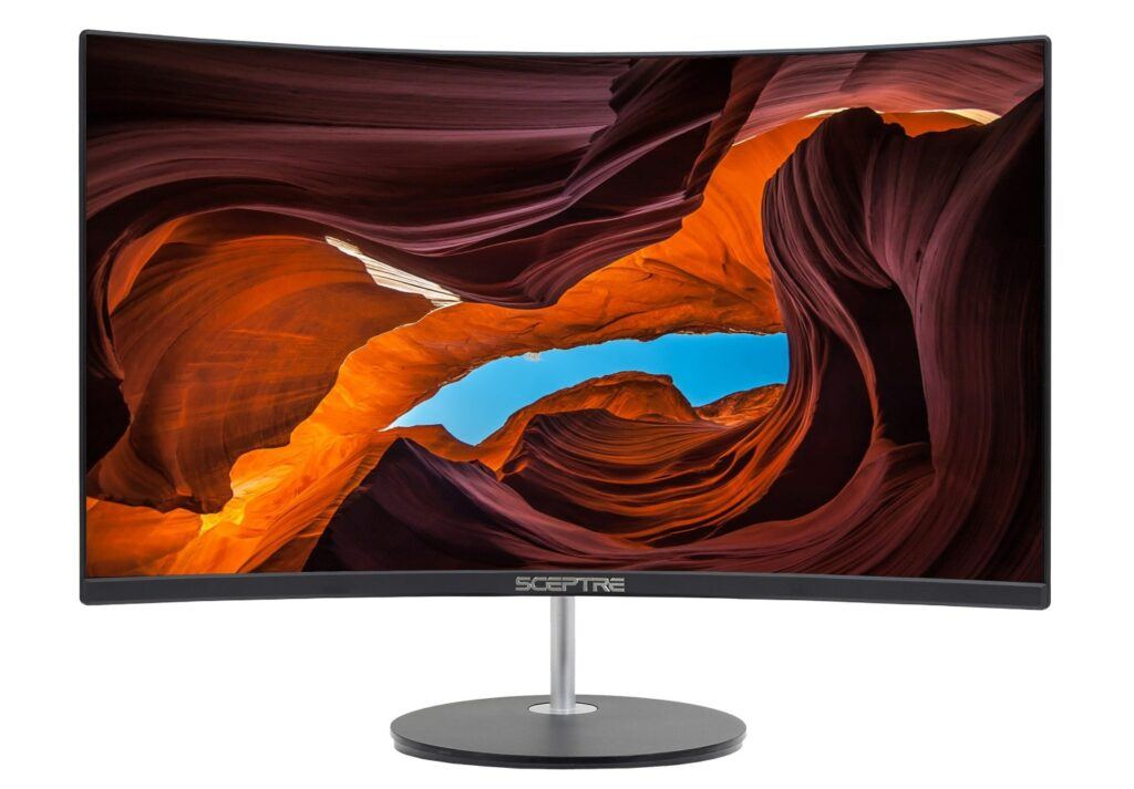 Sceptre 27 Inch Curved Monitor