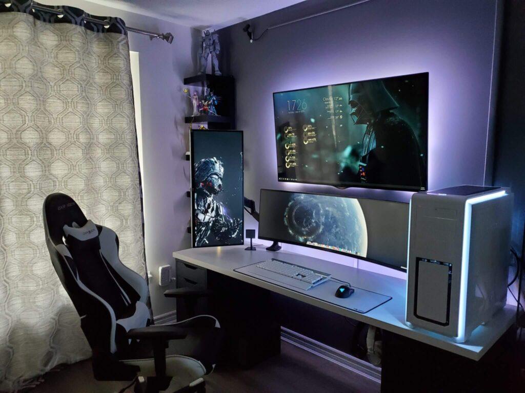Alanpsk Gaming Setup