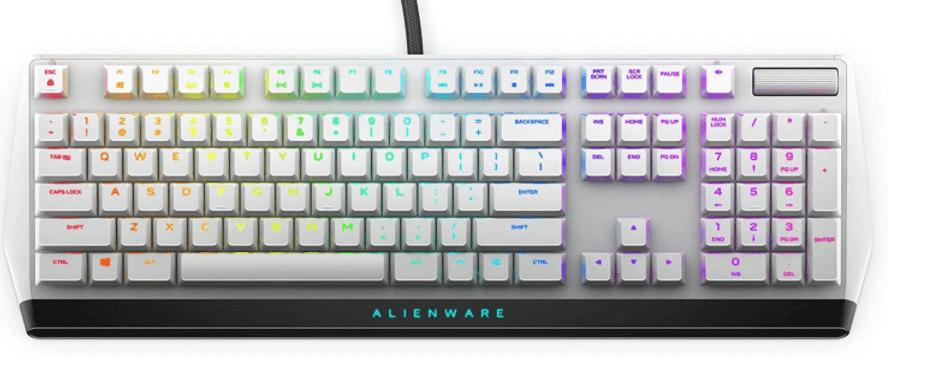 Alienware AW510K Lunar Light