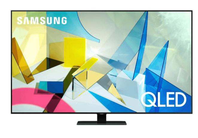 Samsung 55-inch Class QLED Q80T Series